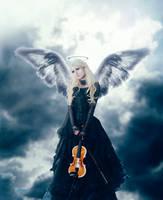 Angel by fireforeffect