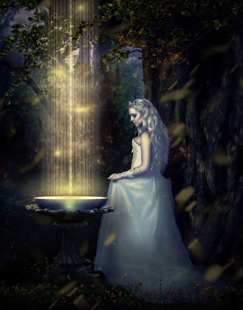 The Mirror of Galadriel