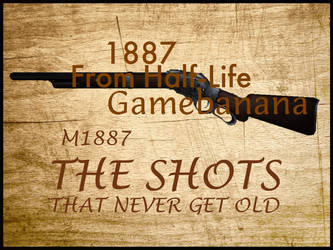 Shotgun M1887