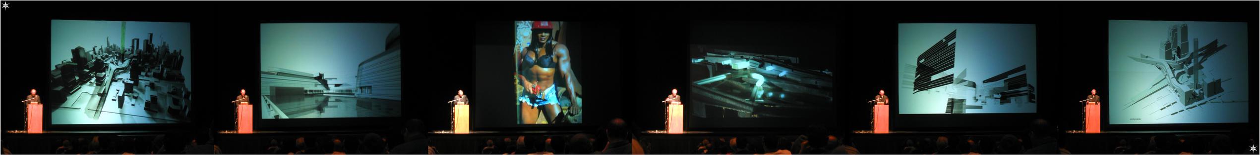 Thom Mayne:Morphosis by rotorblade