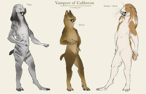 Calibreon Introductory- Vampyre by Stitchy-Face