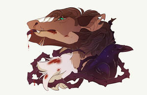 Bloodletting by Stitchy-Face
