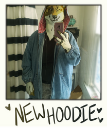 Hoodie boy by Stitchy-Face