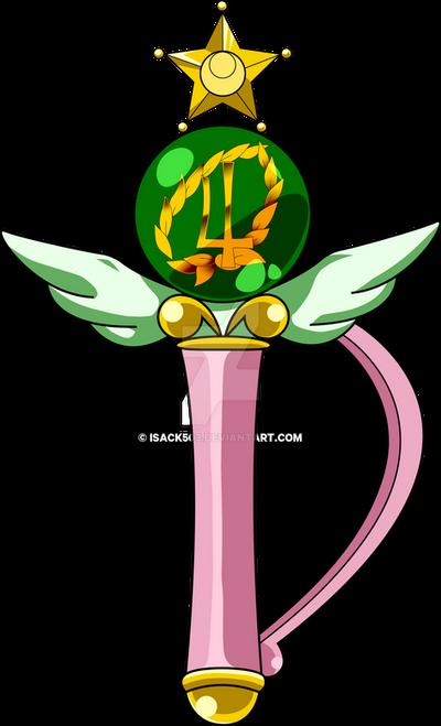 Jupiter Crystal Power Pen Henshin by Isack503