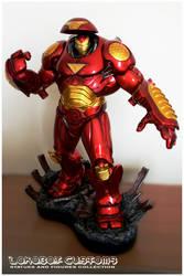 Hulkbuster Statue by Bowen by Lokoboys