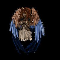 Human Sphinx c'mere by AtropaGrimm
