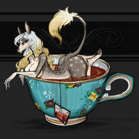 Bruma Tea by AtropaGrimm