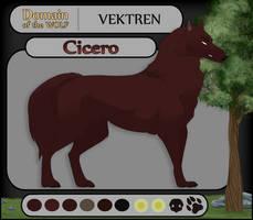 [DotW] Cicero | Vektren | Theta by data-bull