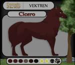 [DotW] Cicero | Vektren | Theta