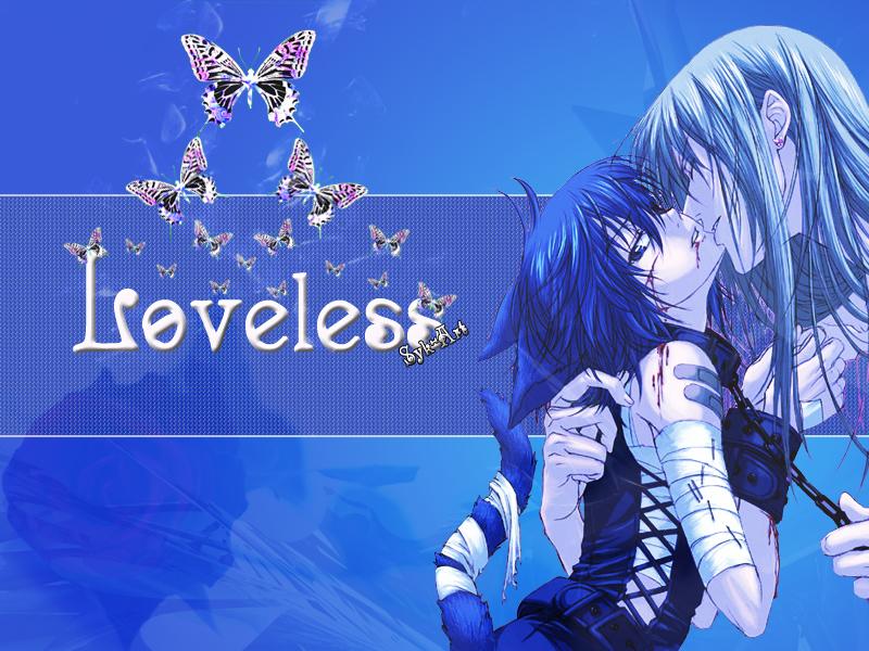 Loveless Kiss by Syk-Art