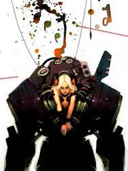 Boombot by drigzabrot