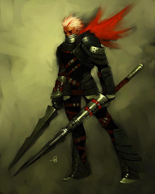 Black Knight by drigzabrot