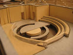Architectural Model 1 - WPIC