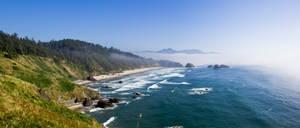Ecola State Park (beach)- Oregon Coast