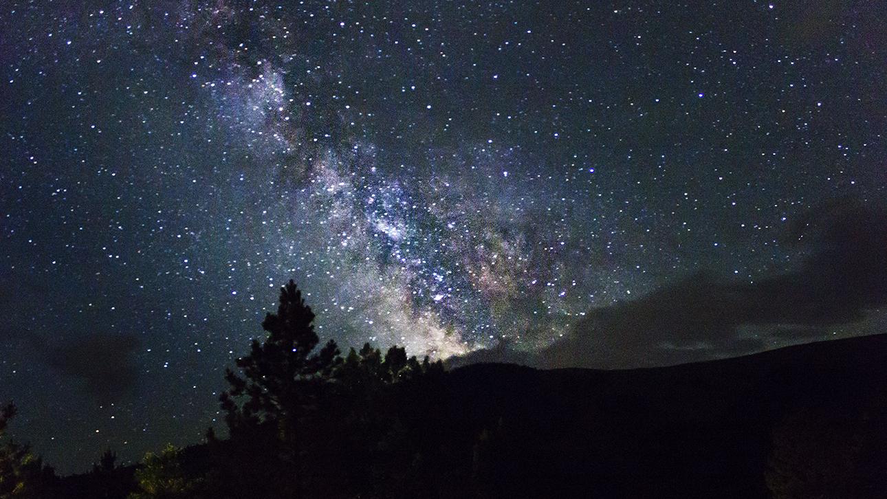 Milky Way - Montana