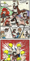 Assassin!! Comic (friend-present)