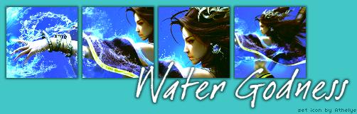 Set icon Water Godness by Kloddy44