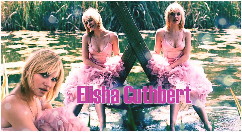 Blend - Elisha Cuthbert by Kloddy44
