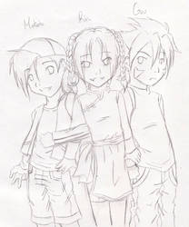 Sketch - Little 'Bladers