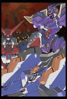 Sword Warriors of Heaven by grid-gunner