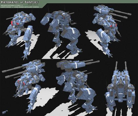 Hardwares of Conflict 01C