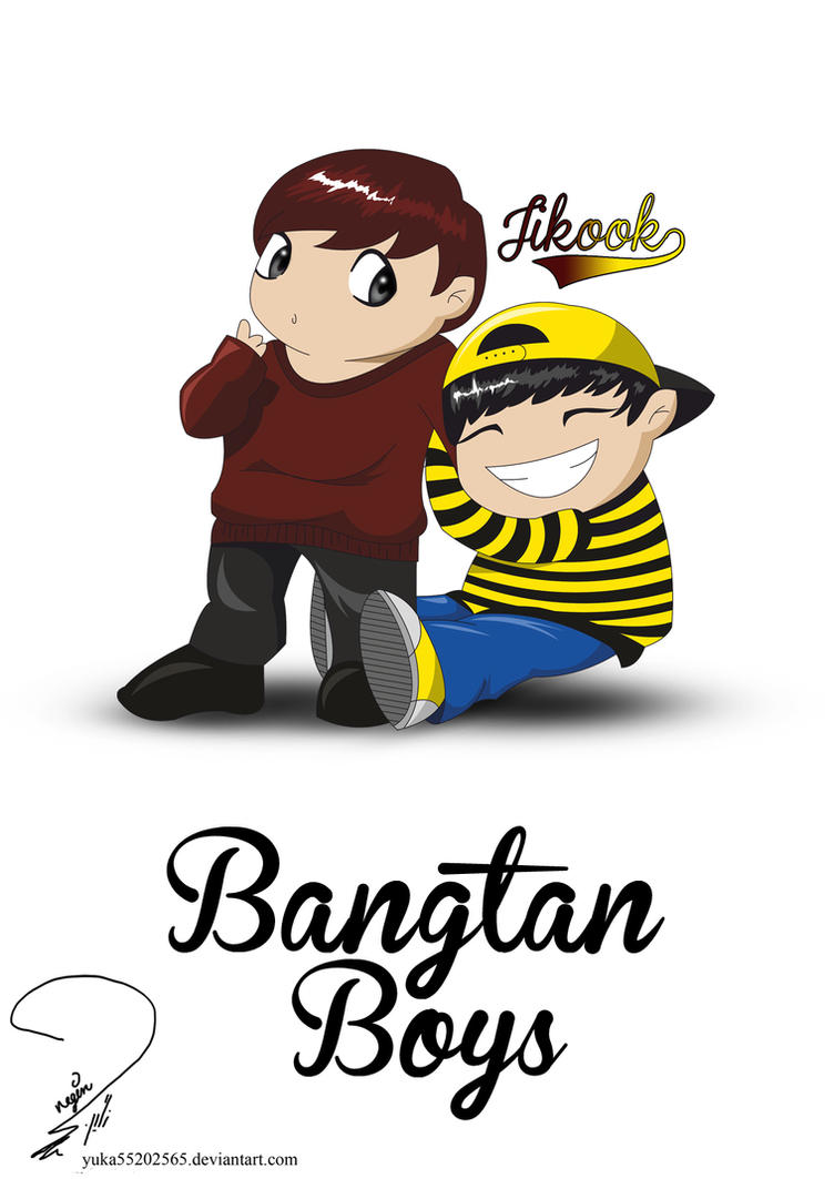 Bangtan Boys (BTS) - JiKook by yuka55202565
