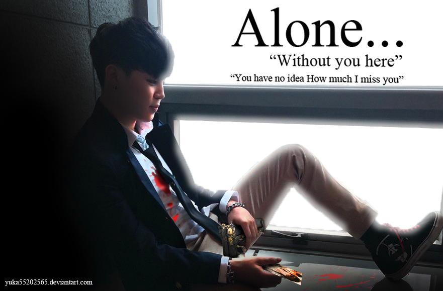 Alone by yuka55202565