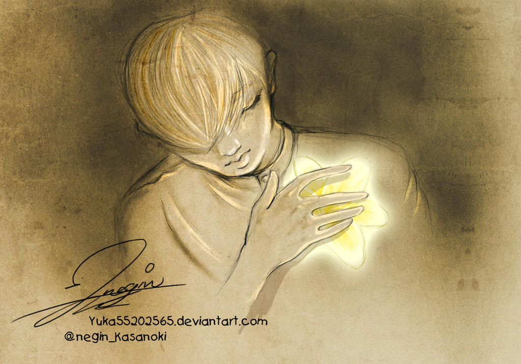 Jin - Get the lily by yuka55202565