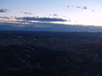 View from Fiasole by gardeniagurl