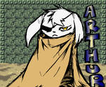 Cave Story - Arthur? colored