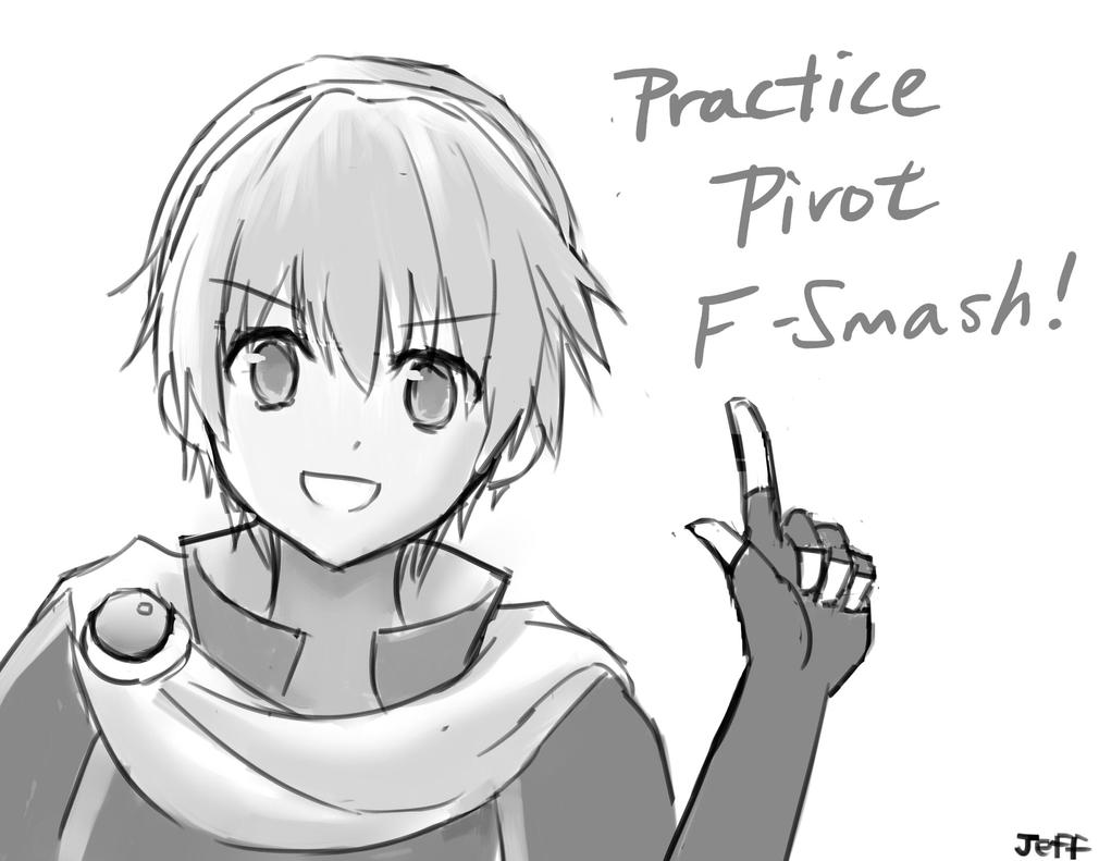Marth is the best character in SSBM :D by JeezImSoBored