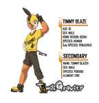 Character Timmy profile mid tf