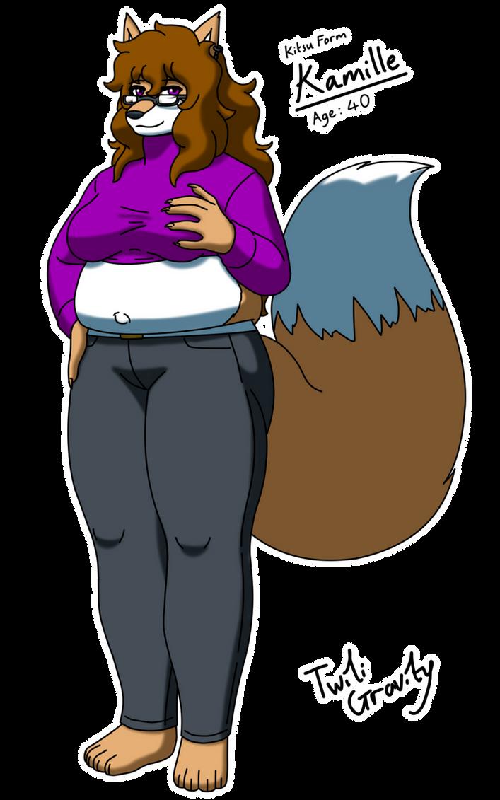Foxy Mama by TwiliGravity