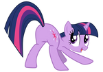 Twilight Proudly Showing Her...