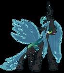 Sated Queen Chrysalis