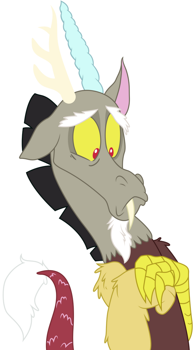 Discord... Worried? by Yanoda
