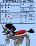 King Sombra Color Guide  (V 1.1)