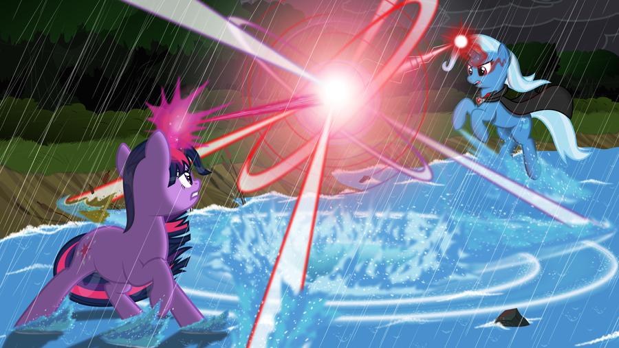 The Duel by Yanoda