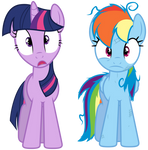 Shocked RD and Twi