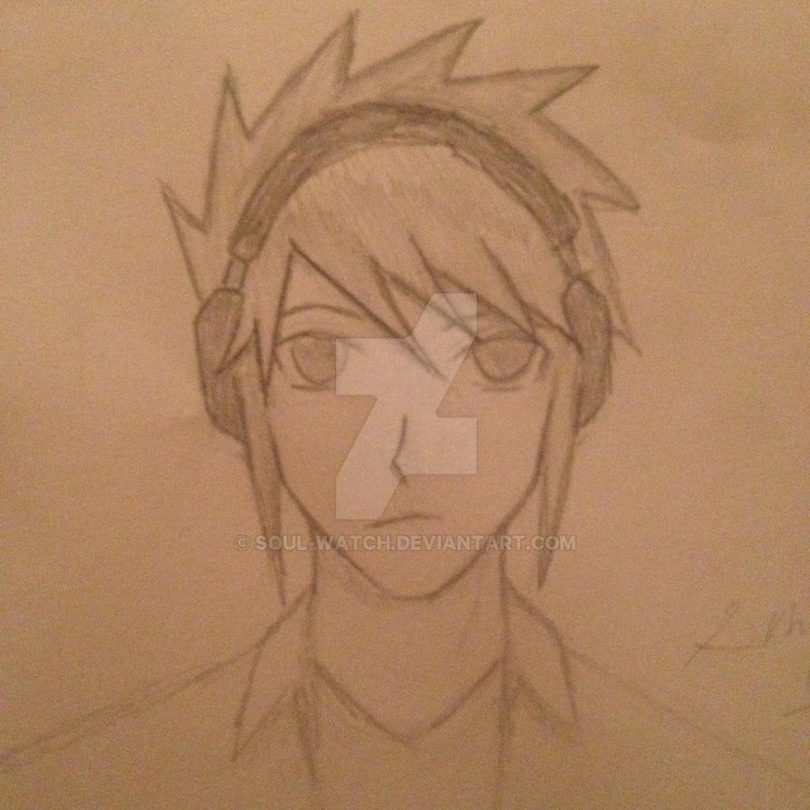 My new main character by Soul-watch