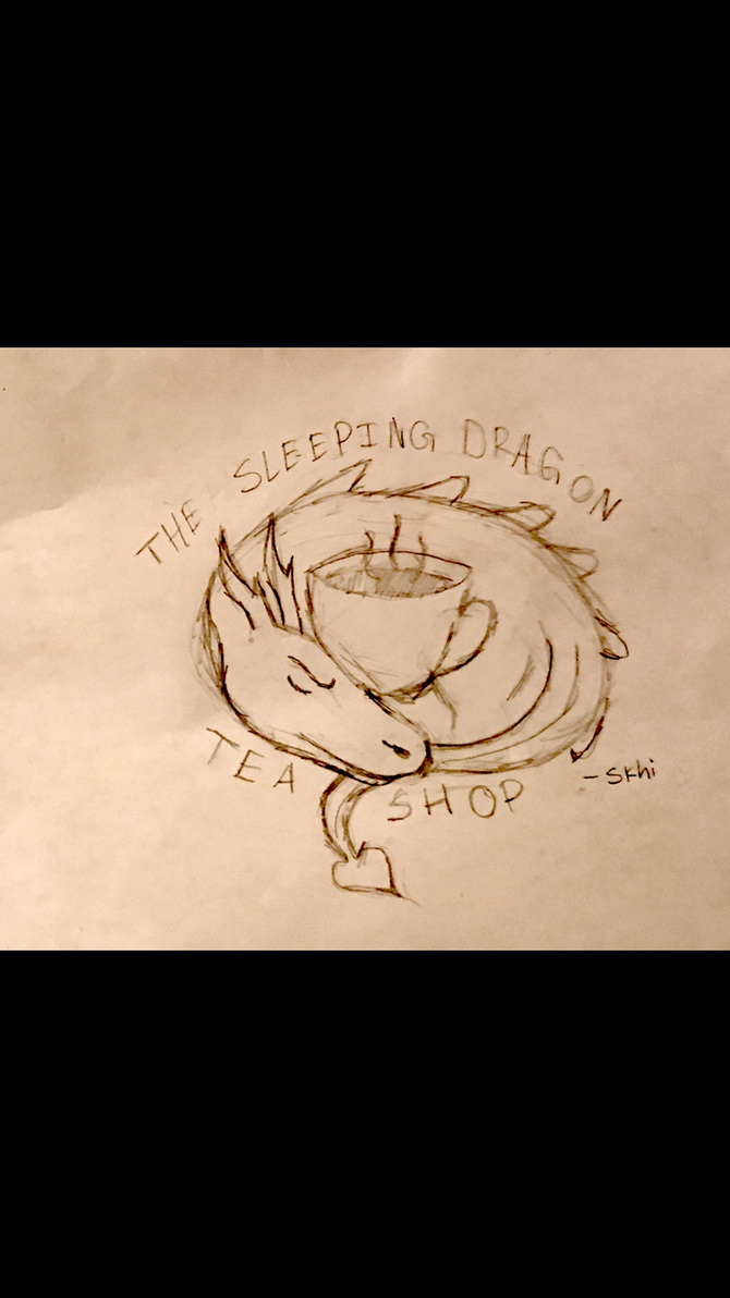 welcome to the sleeping dragon tea shop by Soul-watch