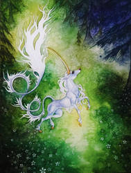 The Unicorn by TheLongDefeat