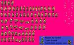 Dynasty Warriors Advance - Archer (Wu Colored)