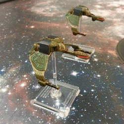 Klingon Birds of Prey