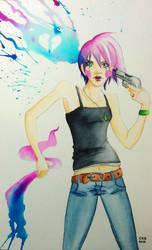 Gunning Down A Romance by rocketgirl85