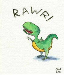 Rawr! by rocketgirl85