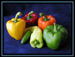 Peppers II by Neal8900