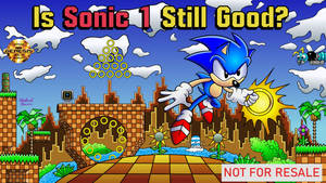 Is Sonic 1 Still Good? by michael-bowers