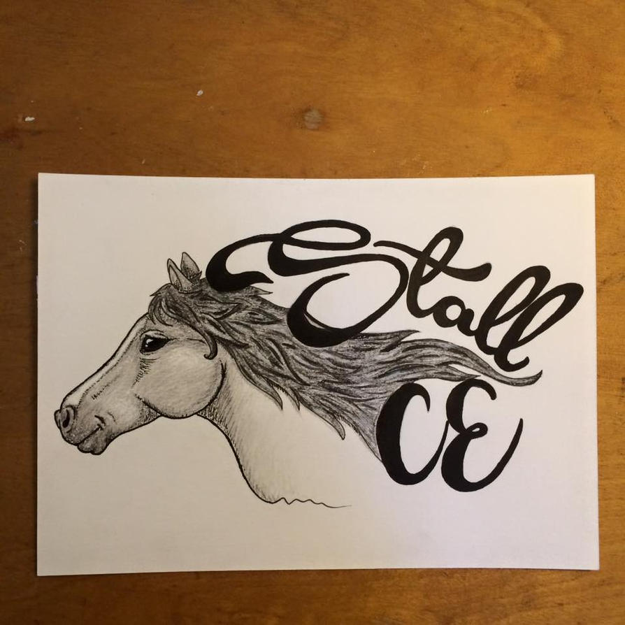 Comissioned Logo - Stall CE by WhimsicalWitch