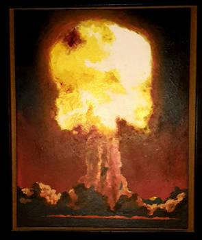 Atomic Bomb Test Badger